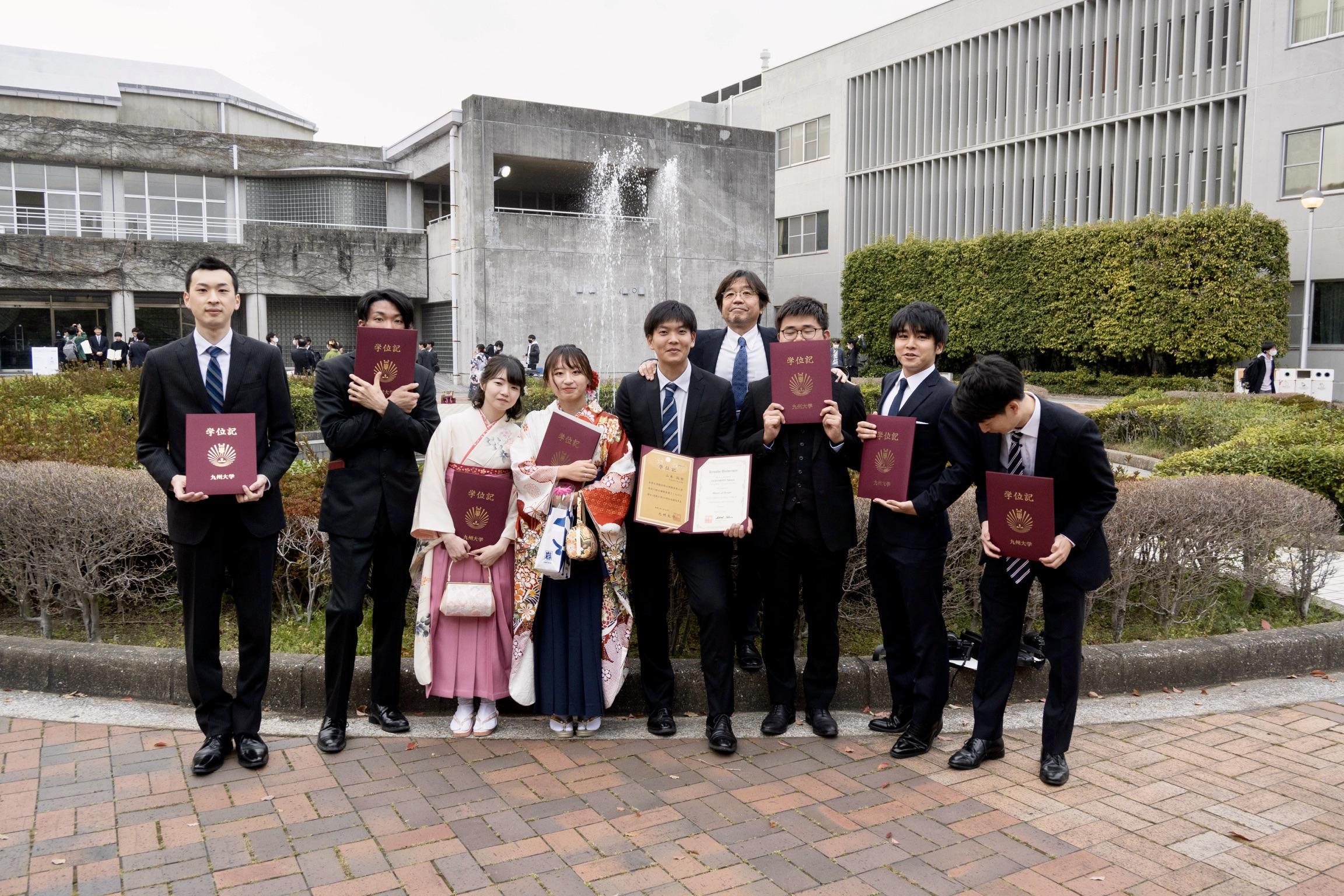 Members – 尾本研究室
