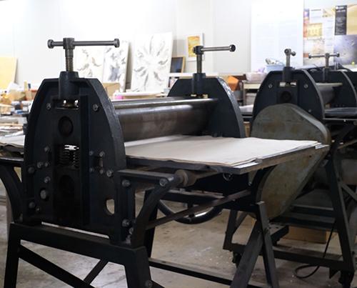 印刷実験棟