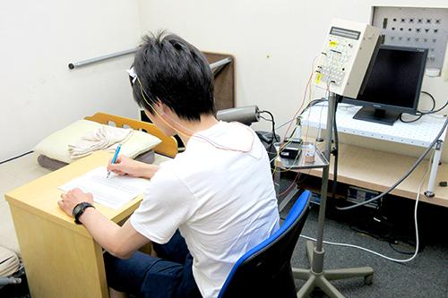 デザイン人間科学コース写真